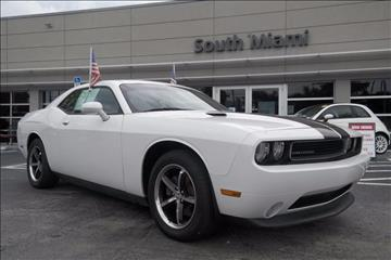 2011 Dodge Challenger for sale in Miami, FL