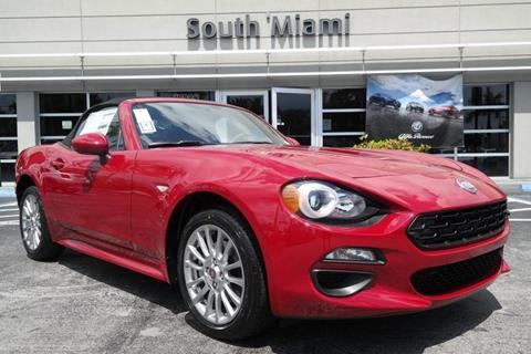 2017 FIAT 124 Spider for sale in Miami, FL