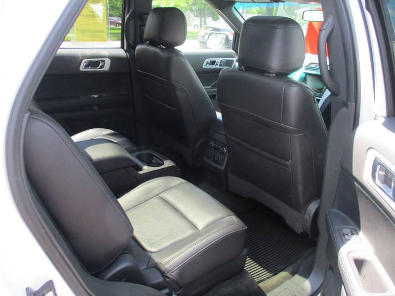 2013 Ford Explorer AWD Limited 4dr SUV - Gilbertsville PA