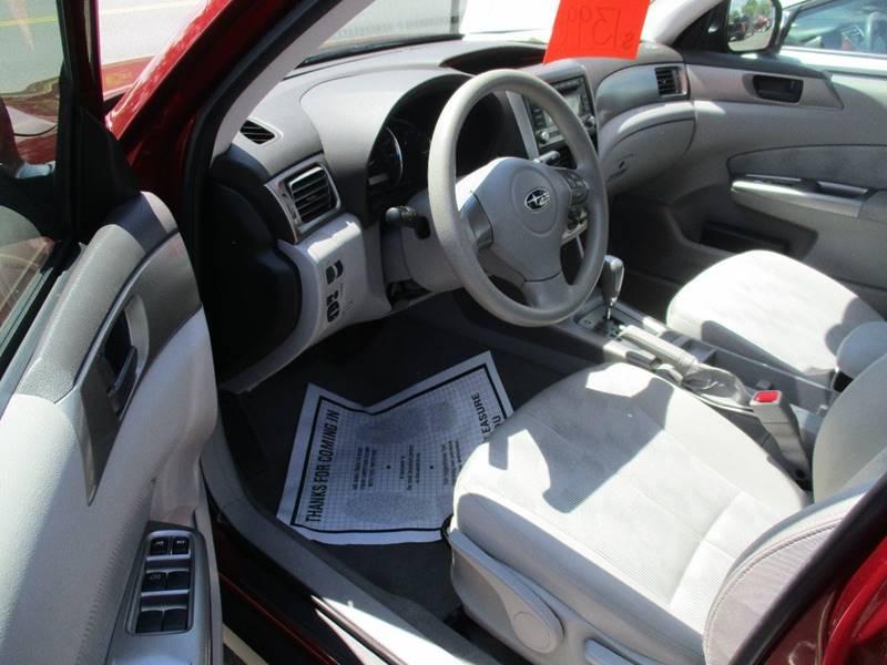 2010 Subaru Forester AWD 2.5X 4dr Wagon 4A - Gilbertsville PA