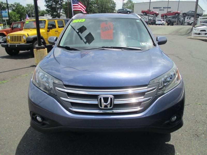 2013 Honda CR-V AWD EX-L 4dr SUV w/Navi - Gilbertsville PA
