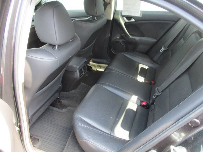 2011 Acura TSX 4dr Sedan 5A - Gilbertsville PA