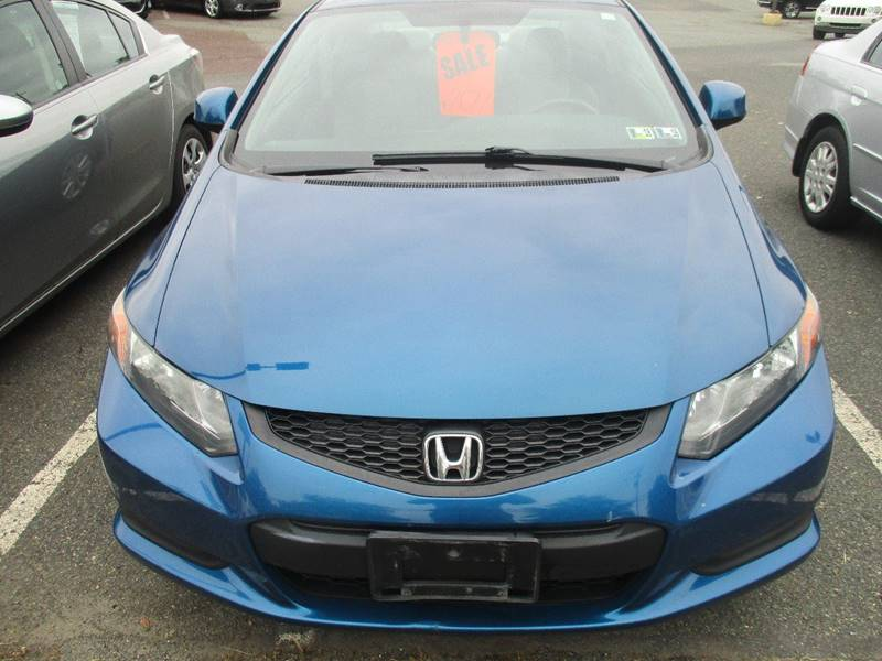 2012 Honda Civic EX 2dr Coupe 5A - Gilbertsville PA
