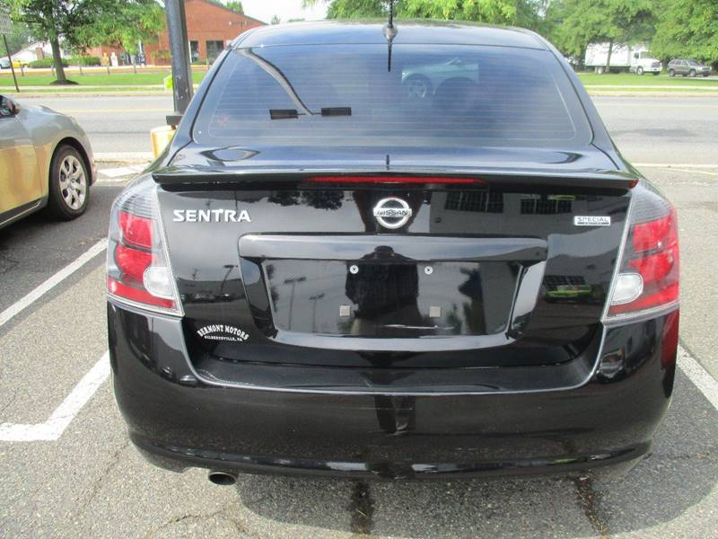 2012 Nissan Sentra 2.0 SR 4dr Sedan - Gilbertsville PA
