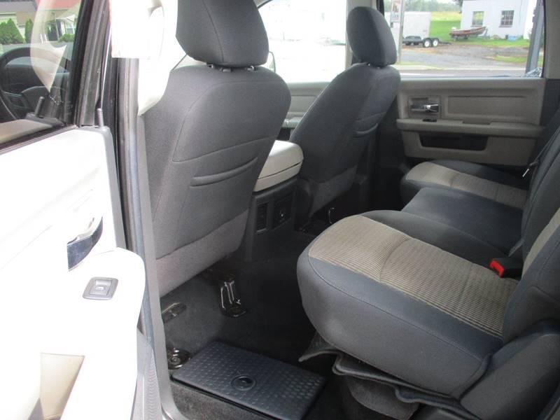 2010 Dodge Ram Pickup 1500 4x4 SLT 4dr Crew Cab 5.5 ft. SB Pickup - Gilbertsville PA