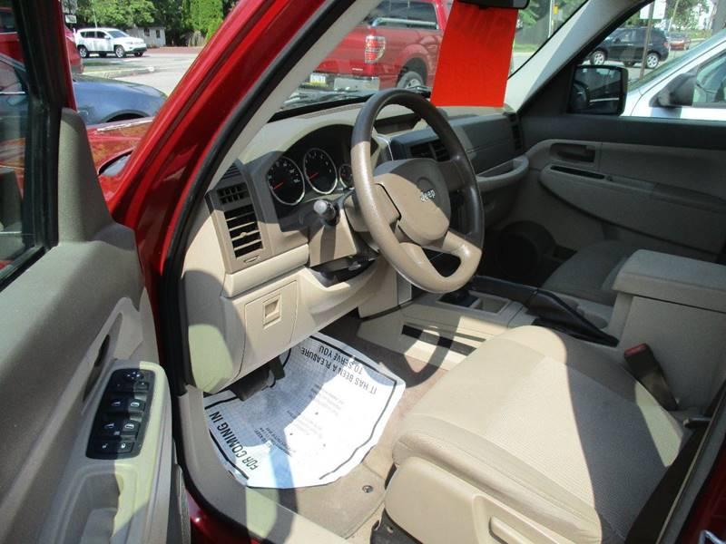 2008 Jeep Liberty 4x4 Sport 4dr SUV - Gilbertsville PA