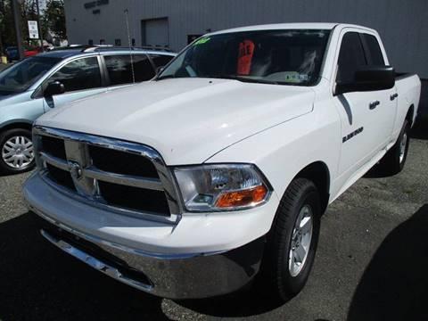 2012 RAM Ram Pickup 1500 for sale in Gilbertsville, PA