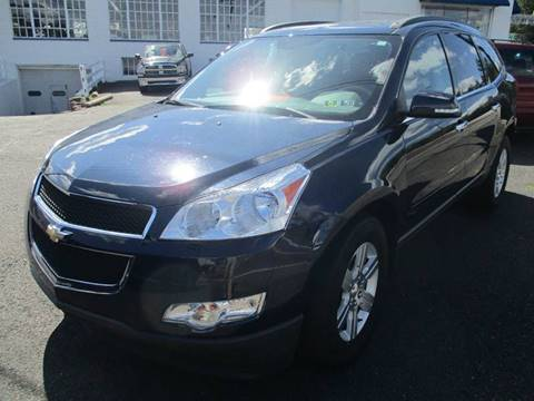 2011 Chevrolet Traverse for sale in Gilbertsville, PA