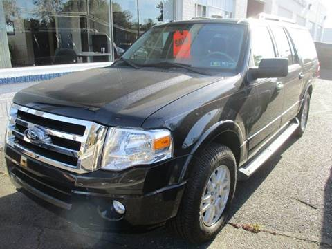 2012 Ford Expedition EL for sale in Gilbertsville, PA