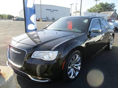 2015 Chrysler 300 for sale in Gilbertsville, PA