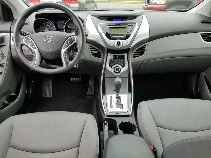 2011 Hyundai Elantra GLS 4dr Sedan - Gilbertsville PA