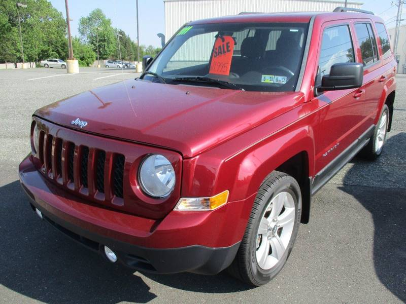 2011 Jeep Patriot 4x4 Latitude 4dr SUV - Gilbertsville PA