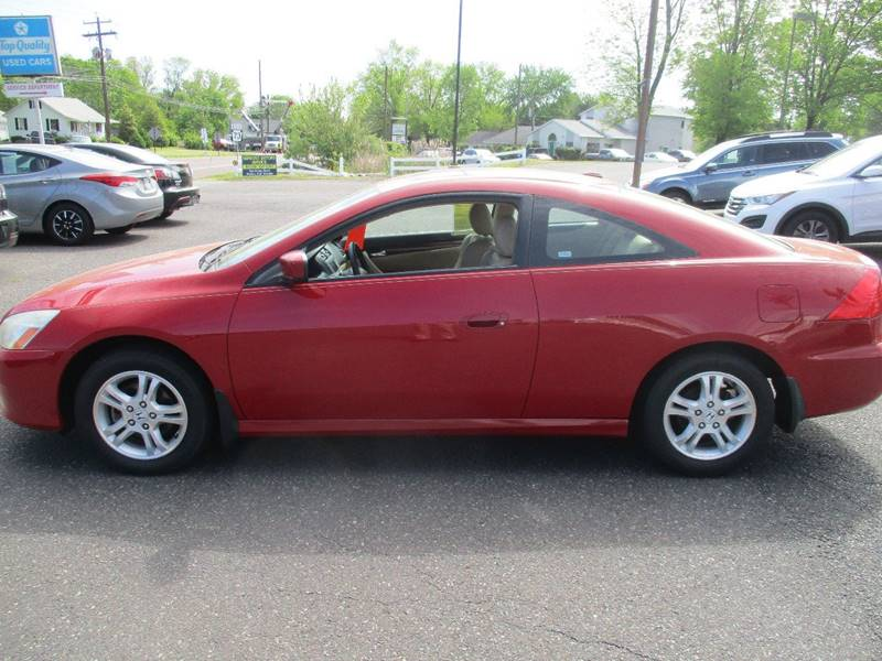 2007 Honda Accord EX-L 2dr Coupe (2.4L I4 5A) - Gilbertsville PA