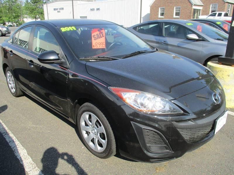 2011 Mazda MAZDA3 i Sport 4dr Sedan 5A - Gilbertsville PA