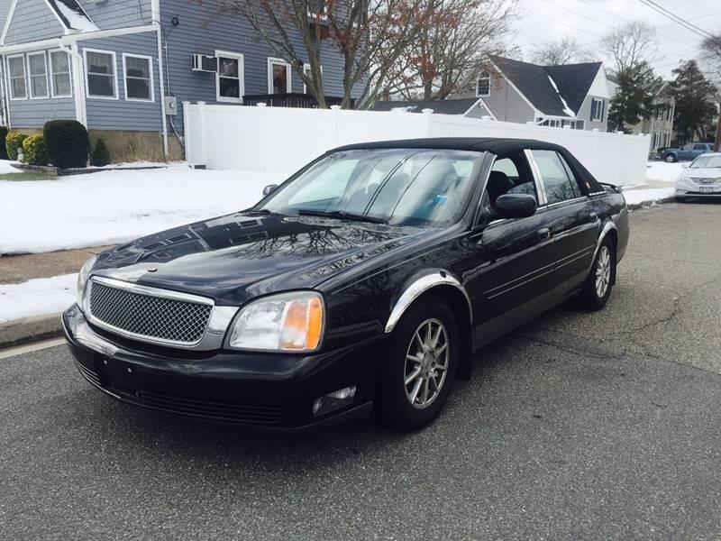 2000 Cadillac Deville 4dr Sedan In Merrick NY - MERRICK AUTO SALES