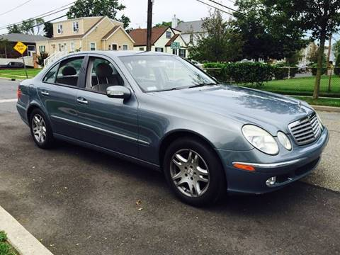 2004 Mercedes-Benz E-Class for sale in Merrick, NY
