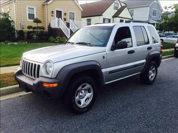 2004 Jeep Liberty for sale in Merrick, NY