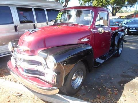 1955 Chevrolet 3100 for sale in Santa Clara, CA