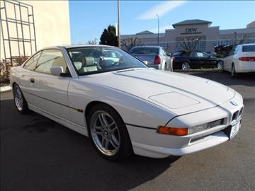 1995 BMW 8 Series for sale in Santa Clara, CA