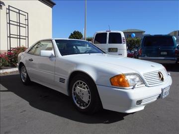 1992 Mercedes-Benz 500-Class for sale in Santa Clara, CA
