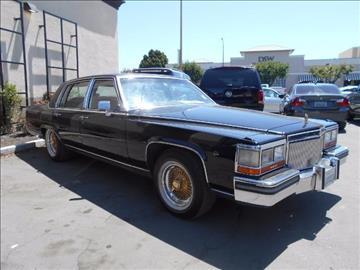1989 Cadillac Brougham for sale in Santa Clara, CA