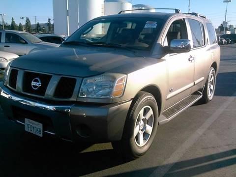 2006 Nissan Armada for sale in Anaheim, CA