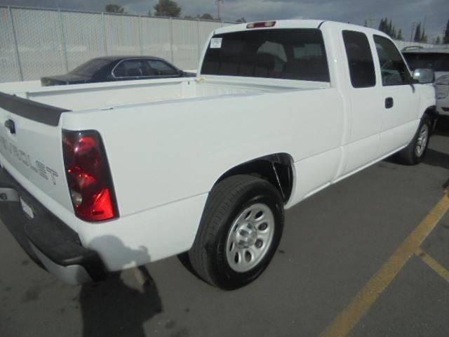 2006 Chevrolet Silverado 1500 Work Truck 4dr Extended Cab 6.5 ft. SB - Anaheim CA