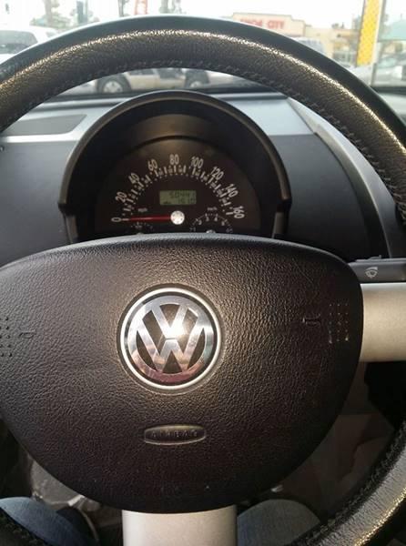 2001 Volkswagen New Beetle GLS 1.8T 2dr Turbo Coupe - Anaheim CA