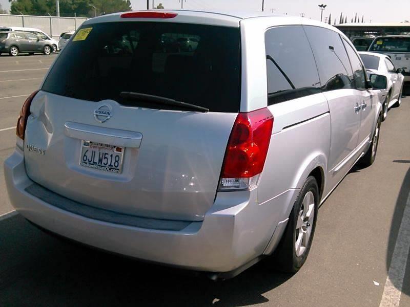 2007 Nissan Quest 3.5 S 4dr Mini-Van - Anaheim CA