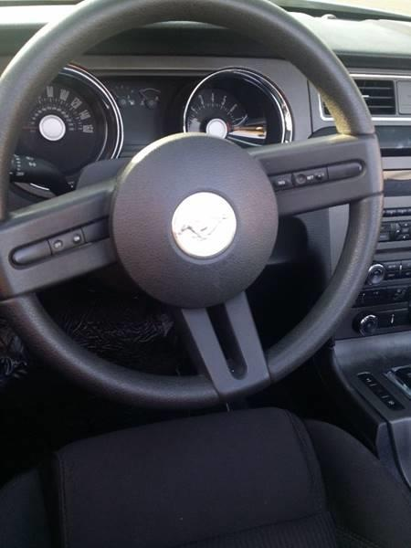 2012 Ford Mustang V6 2dr Convertible - Anaheim CA
