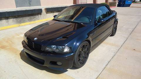 2002 BMW M3 for sale in Bethany, OK