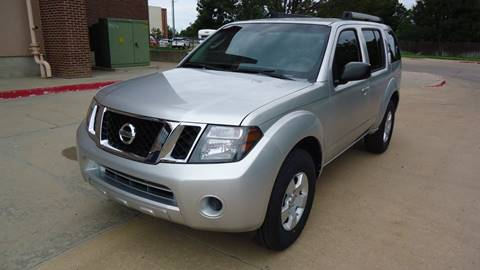2009 Nissan Pathfinder for sale in Bethany, OK