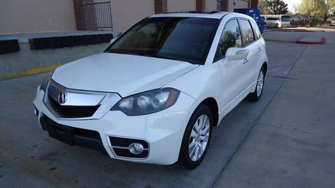 acura rdx for sale in oklahoma. Black Bedroom Furniture Sets. Home Design Ideas