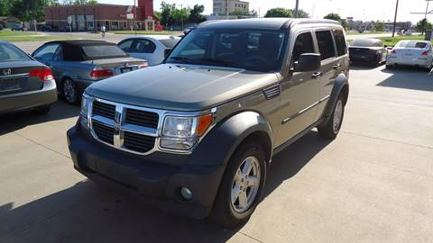 2007 Dodge Nitro for sale in Bethany, OK