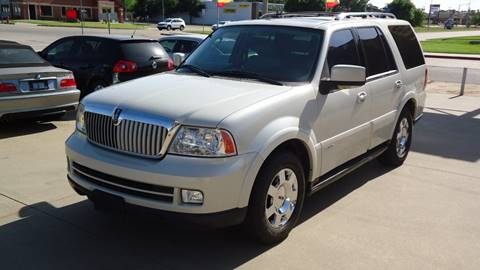 2005 Lincoln Navigator for sale in Bethany, OK