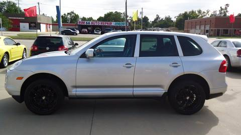 2008 Porsche Cayenne for sale in Bethany, OK