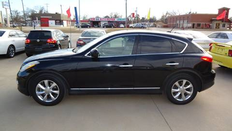 2008 Infiniti EX35 for sale in Bethany, OK