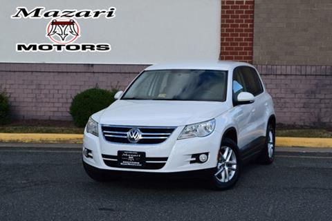 2011 Volkswagen Tiguan for sale in Fredericksburg, VA