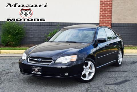 2006 Subaru Legacy For Sale Carsforsale
