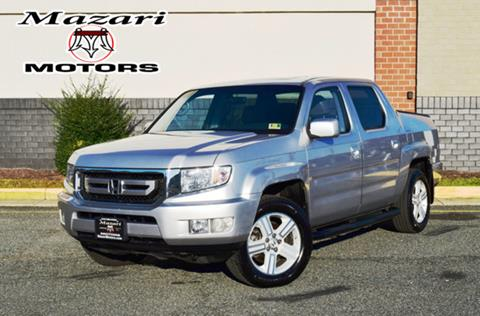 2011 Honda Ridgeline for sale in Fredericksburg, VA