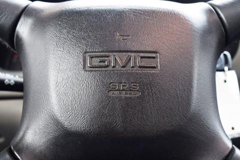 2001 GMC Jimmy