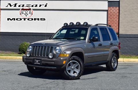 2005 Jeep Liberty for sale in Fredericksburg, VA