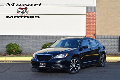 2013 Chrysler 200 for sale in Fredericksburg, VA
