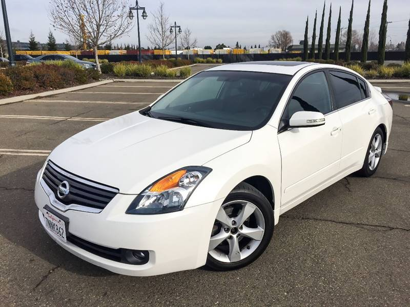 2007 Nissan Altima 35 Se In Sacramento Ca King Star Auto