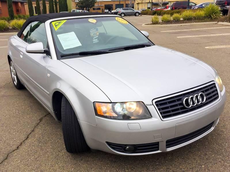 Audi A T In Sacramento CA King Star Auto - Audi sacramento