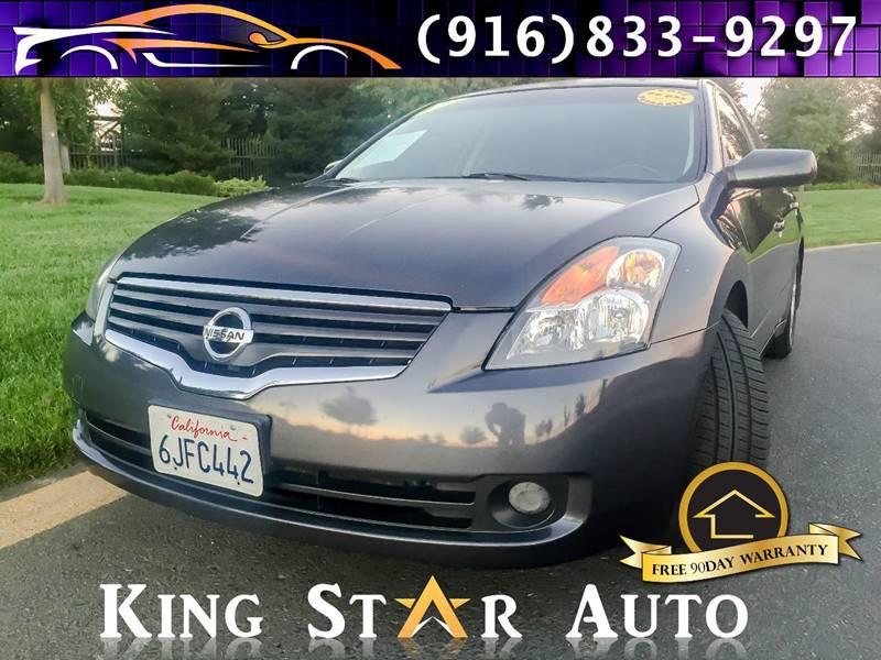 2009 Nissan Altima 2 5 S In Sacramento Ca King Star Auto