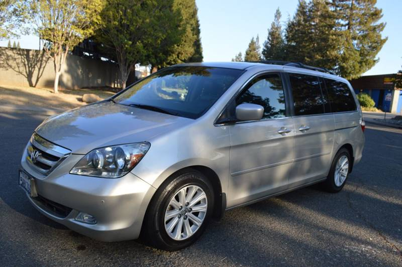2006 Honda Odyssey For Sale At King Star Auto In Sacramento CA