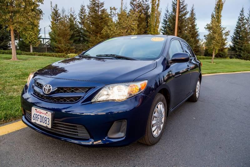 2011 Toyota Corolla For Sale At King Star Auto In Sacramento CA