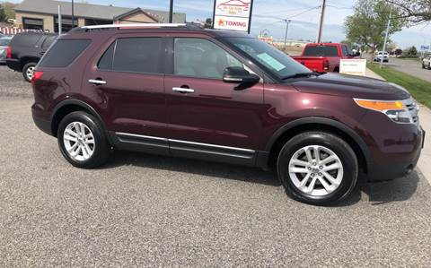 2011 Ford Explorer for sale in Pasco, WA