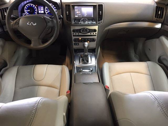 2012 Infiniti G37 Sedan Journey 4dr Sedan - Modesto CA